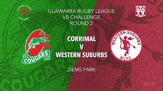 Download 2019 Illawarra Rugby League - VB Challenge - Round 2 - Corrimal v Western Suburbs Video
