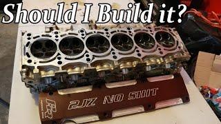 Download Supra Build   Part 5   Head work Video