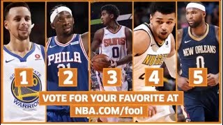 Download Shaqtin'a Fool: (Curry, Embiid, Chriss, Murray, Cousins) Video