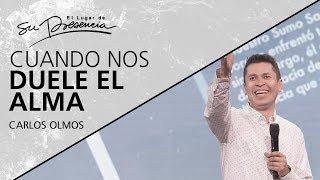 Download Cuando nos duele el alma - Carlos Olmos - 6 Noviembre 2019 | Prédicas Cristianas 2019 Video