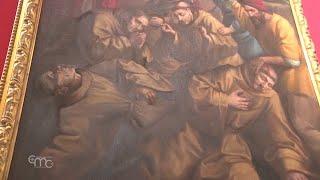 Download Los primeros cinco mártires franciscanos de Marruecos Video