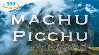 Download Machu Picchu in 360 (8K) | Exploring Peru in Virtual Reality Video