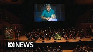 Download Hawke Memorial: Hawke's family speaks on his life well lived   ABC News Video