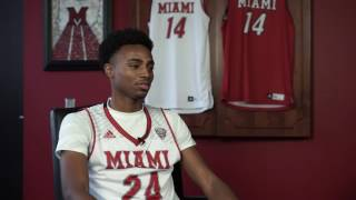 Download Get to Know Miami Men's Basketball - Mike Weathers Video