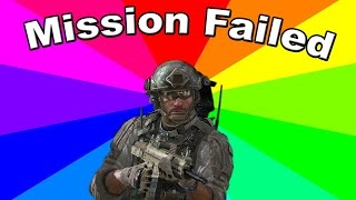 Download What Are Mission Failed Memes? The history and origin of the call of duty meme Video
