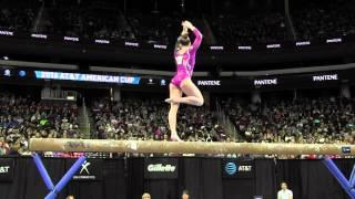 Download Carlotta Ferlito (ITA) - Balance Beam - 2016 AT&T American Cup Video
