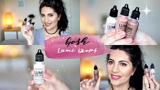 Download GOSH Lumi Drops Review & How To Use Them Video