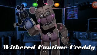 Download [FNAF | Speed Edit] Making Funtime Withered Freddy Video