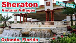 Download Sheraton Vistana Villages - Orlando Florida   1 Bedroom Villa Video
