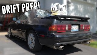 Download Rotary Drift-Prep Video