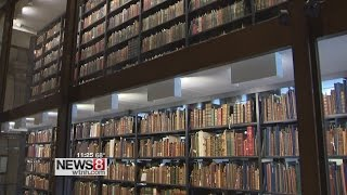 Download World's premier library, Beinecke back open again Video