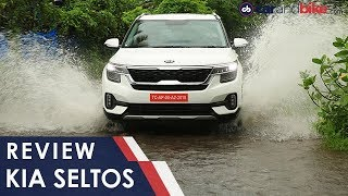 Download Kia Seltos Review | NDTV carandbike Video