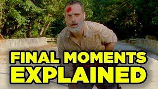 Download WALKING DEAD Rick Final Episode Explained! Details You Missed! Video