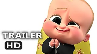 Download THE BOSS BABY Movie (2017) ″Cute Face″ Clip, Animation Movie HD Video