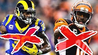 Download 10 Surprising Big Named Players that Could Be Traded Before the 2019 NFL season Video