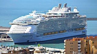 Download 5 BIGGEST Cruise Ships In The World Video
