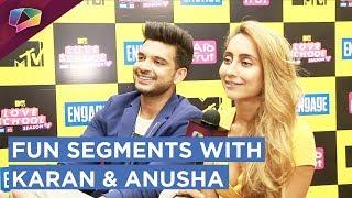 Download Karan Kundra And Anusha Dandekar Share About Their Fantasies | Love, Lust & Relationships Video