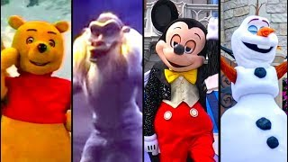 Download Evolution of Talking Disney Characters | Articulated Disney Characters Video