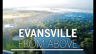 Download Evansville From Above Video