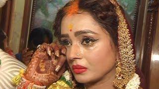 Download Yeh Rishta Kya Kehlata Hai Swarna AKA Parul Chauhan Bidaai Ceremony Video