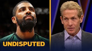 Download Skip Bayless says Kyrie Irving apologizing to LeBron was a message to the Celtics | NBA | UNDISPUTED Video