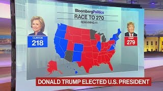 Download Bloomberg's Election Night in a Minute Video