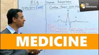 Download Dr. Srinath Chandramani of Drmentors discussing ECG topic | #NEETPG Video