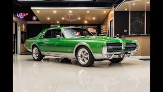 Download 1967 Mercury Cougar For Sale Video