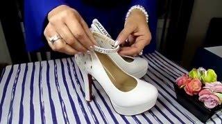 Download Como ensanchar zapatos :-) Video