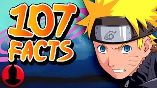 Download 107 Naruto Anime Facts YOU Should Know! - (107 Anime Facts S1 E4) - Cartoon Hangover Video