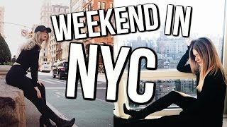 Download NEW YORK CITY: WEEKEND IN MY LIFE Video