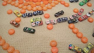 Download NASCAR Stop Motion: The Toughest Race on Earth Video