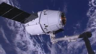 Download U.S. Commercial Cargo Craft Arrives at the International Space Station Video
