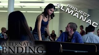 Download PROJECT ALMANAC | Going Somewhere | Alternate Ending (HD) Video