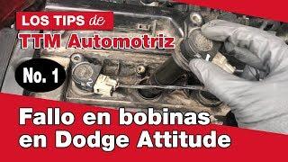Download Fallo en bobinas en Dodge Attitude Video