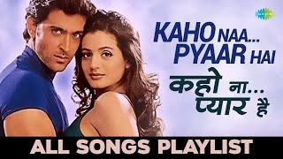 Download Kaho Naa Pyaar Hai | कहो ना प्यार है | All songs | Hrithik Roshan | Ameesha Patel | Audio Jukebox Video