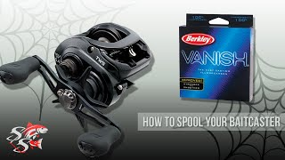 Download How to Spool a Baitcaster - Quick & Simple Instructional Video