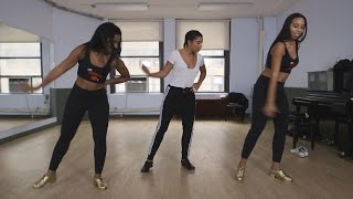 Download These Sisters Are Redefining Tap Dancing | HANNAHGRAM Video
