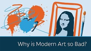 Download Why is Modern Art so Bad? Video