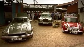 Download Meals on Wheels through Bombay | Top Gear Christmas Special 2011 | Top Gear | BBC Video