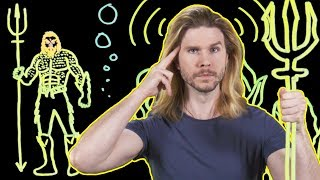 Download How Aquaman's Body Survives the Sea Video