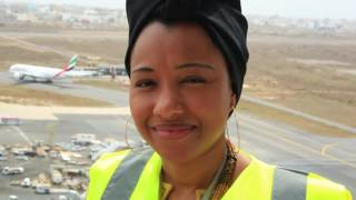 Download Salimatou Diallo Controleur Aerien ASECNA Video