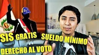 Download MITOS Y VERDADES de los venezolanos en Perú | SIS gratuito Sueldo Mínimo Votarán en Elecciones Video