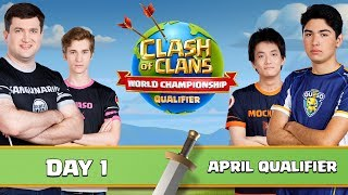 Download World Championship - April Qualifier - Day 1 - Clash of Clans Video