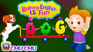 Download Learning English Is Fun Official Trailer | ChuChu TV Preschool Educational Language Learning Series Video