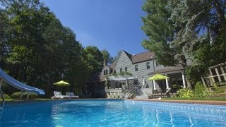 Download English Style Residence in Mendham, New Jersey Video