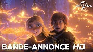 Download Dragons 3 : Le Monde Caché / Bande-Annonce VF [Au cinéma le 6 Février] Video