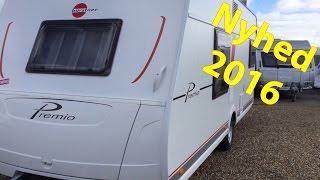 Download NYHED! 2016 Bürstner Premio 490 TS hos Camping-specialisten.dk Video