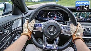 Download 2018 Mercedes-AMG S63 (612hp) - Handling DRIVE (60FPS) Video