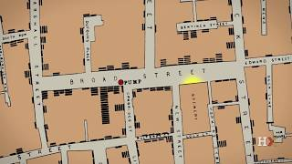 Download John Snow and the 1854 Broad Street cholera outbreak Video